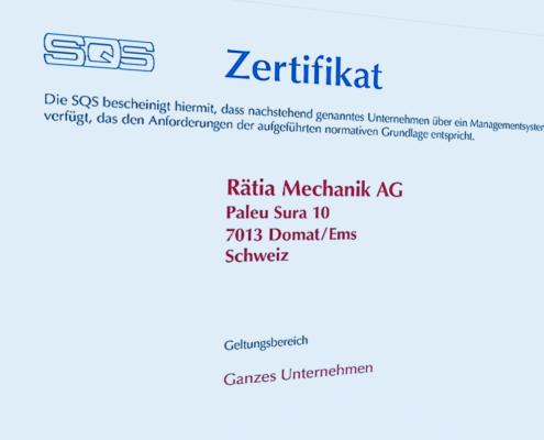 zertifikiat